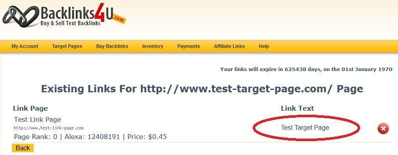 Text Link Ads - Buy Backlinks - Sell Text Links